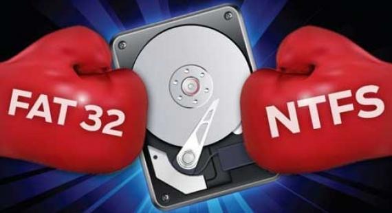 FAT32, NTFS ed exFat, come formattare l'hard disk